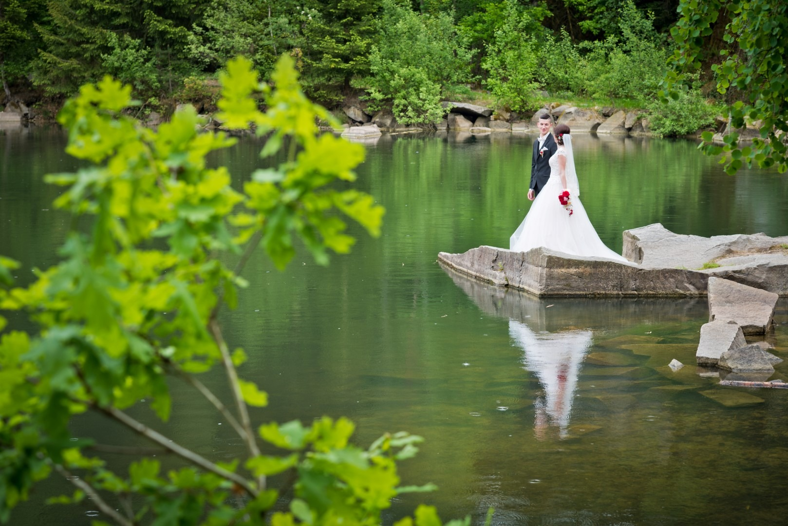Markus Finke Blickfelder Wedding